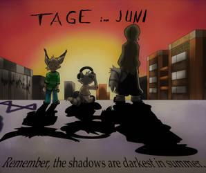 Tage Im Juni by SinisterNumber13