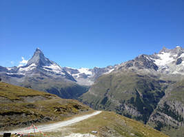 Zermatterhorn by LaurenKitsune
