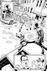 Ultimate Spider-Man #9 Preview 1 by davidmarquez