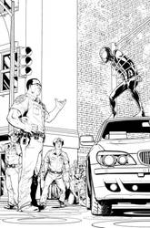 Ultimate Spider-Man #9 Preview 2 by davidmarquez