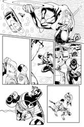 Ultimate Spider-Man #9 Preview 4 by davidmarquez
