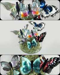 Butterfly Bouquet by Aryenne