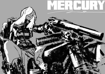 Bannister Mercury Bike V2 by AldgerRelpa