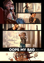 Sorry Sally 01 - Oops My Bag by AldgerRelpa