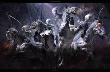 THE FOUR HORSEMEN by Yayashin