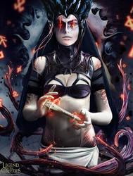 Goddess of Destiny 2 by Yayashin