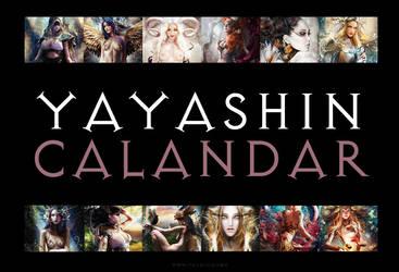 yayashin calandar by Yayashin