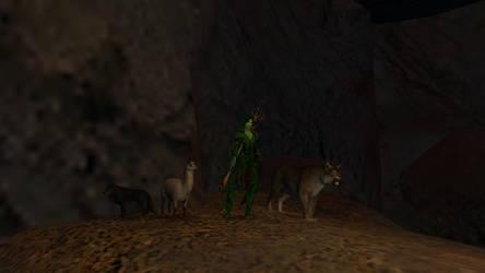 Legendary Llama Locator by MistressSvedka