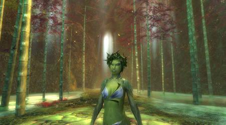 Sansa Vieria in Bloom by MistressSvedka