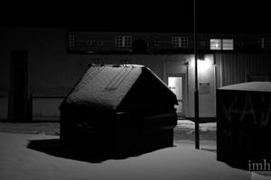 the little hut by JonathanMH