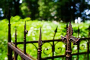 graveyard by JonathanMH