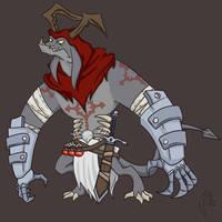 demonio Inquisitor by TheKraka