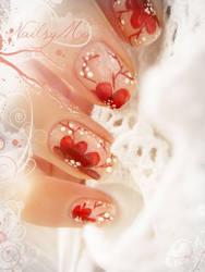 Cherry Blossom by NailsyMo