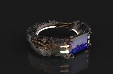 Mech Ring by Neuge