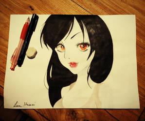 Marceline fan art by SlytherinMe