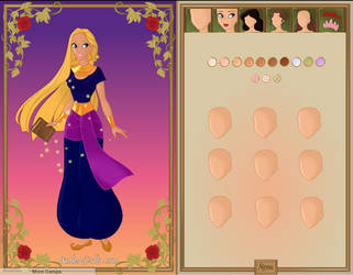 Rebecca the Genie 1.2 by Crimson-Dragon-King