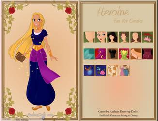 Rebecca the Genie 1.25 by Crimson-Dragon-King