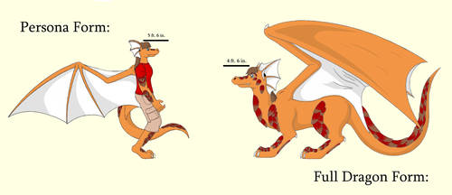 Persona VS Full Form by Riverfox237