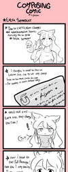 Composing Comic - Extra Semester by sevenfivefive