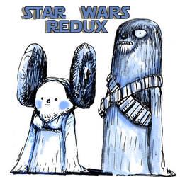 Star wars redux by Richerand