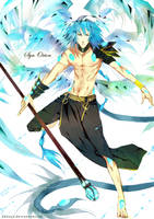 Art trade: Syn by Uxagi