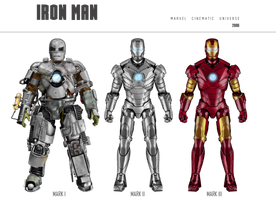 Iron Man, 2008 by efrajoey1