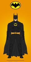 Batman (1989) by efrajoey1