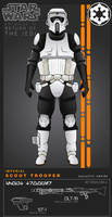 Scout Trooper by efrajoey1