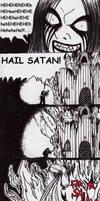 For You Satan 5 by satanen