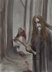 Mord by satanen