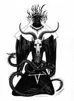 The Satanist by satanen