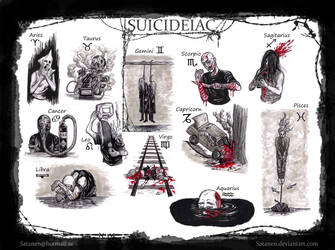 SUICIDEIAC by satanen