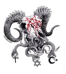 World plague by satanen