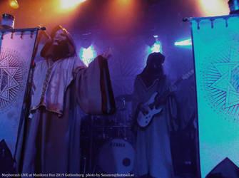 Mephorash LIVE part 3 by satanen