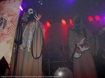Mephorash LIVE part 4 by satanen