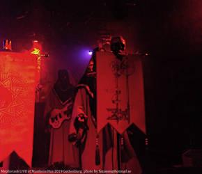 Mephorash LIVE part 5 by satanen