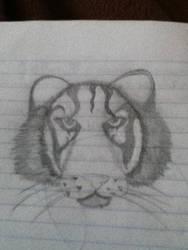 Tiger by Puppypancake