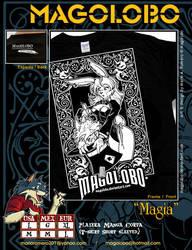 Playera Magolobo 2 by Magolobo