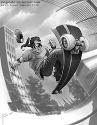 Skate by Magolobo