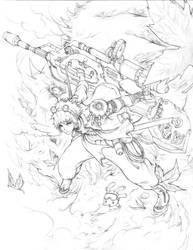steampunk boy by chrisnfy85