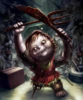MDZ_Carnivorous doll by chrisnfy85