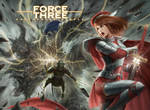 Undercover Angels Force Three Finale by chrisnfy85