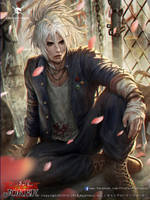 Ikuto Hishigai regular wl by chrisnfy85