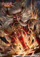 Takeda Shingen by chrisnfy85