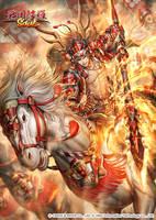 Sanada Yukimura by chrisnfy85
