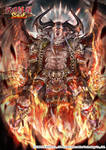 Uesugi Kenshin by chrisnfy85
