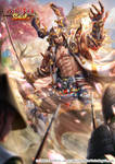Shibata Katsuie  by chrisnfy85