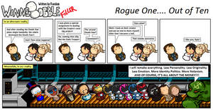 822 - Rogue One.... out of Ten by RandomDC3