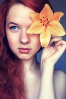 Lily I by Alrynn