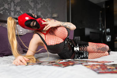 Deadpool Lover part 2 by Ariane-Saint-Amour